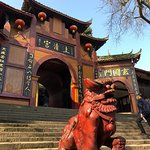 Photo of Mount Qingcheng
