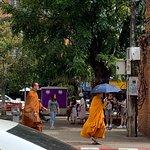 Tha Phae Gate Foto