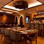 Foto de Tajine Moroccan Restaurant & Lounge