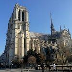 巴黎圣母院外观