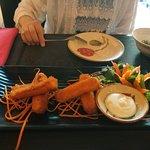オーガニック フーズ レストランの写真