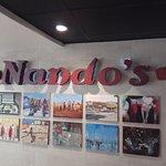 صورة فوتوغرافية لـ Nando's Sandton City