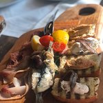 Photo de Ribja Kantina - Trattoria del Pescatore
