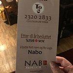 Bilde fra Nabo Kitchen & Bar
