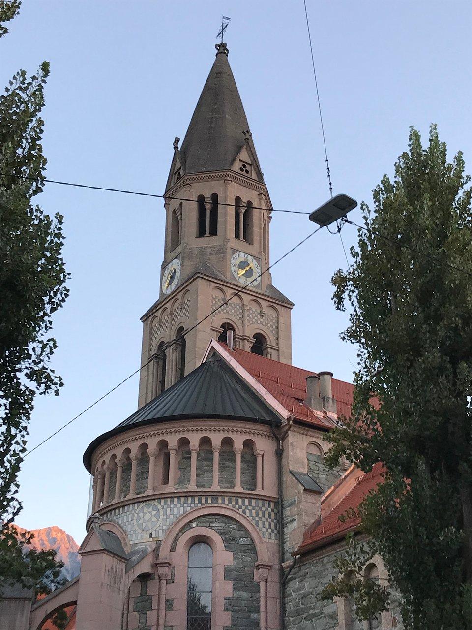 Pfarrkirche Pradl - Posts | Facebook