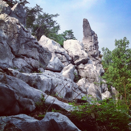 Sanqu Stone Forest Scenic Resort