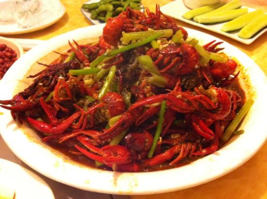 Xia ManTang ShouZhua LongXia (HuaChi Road)