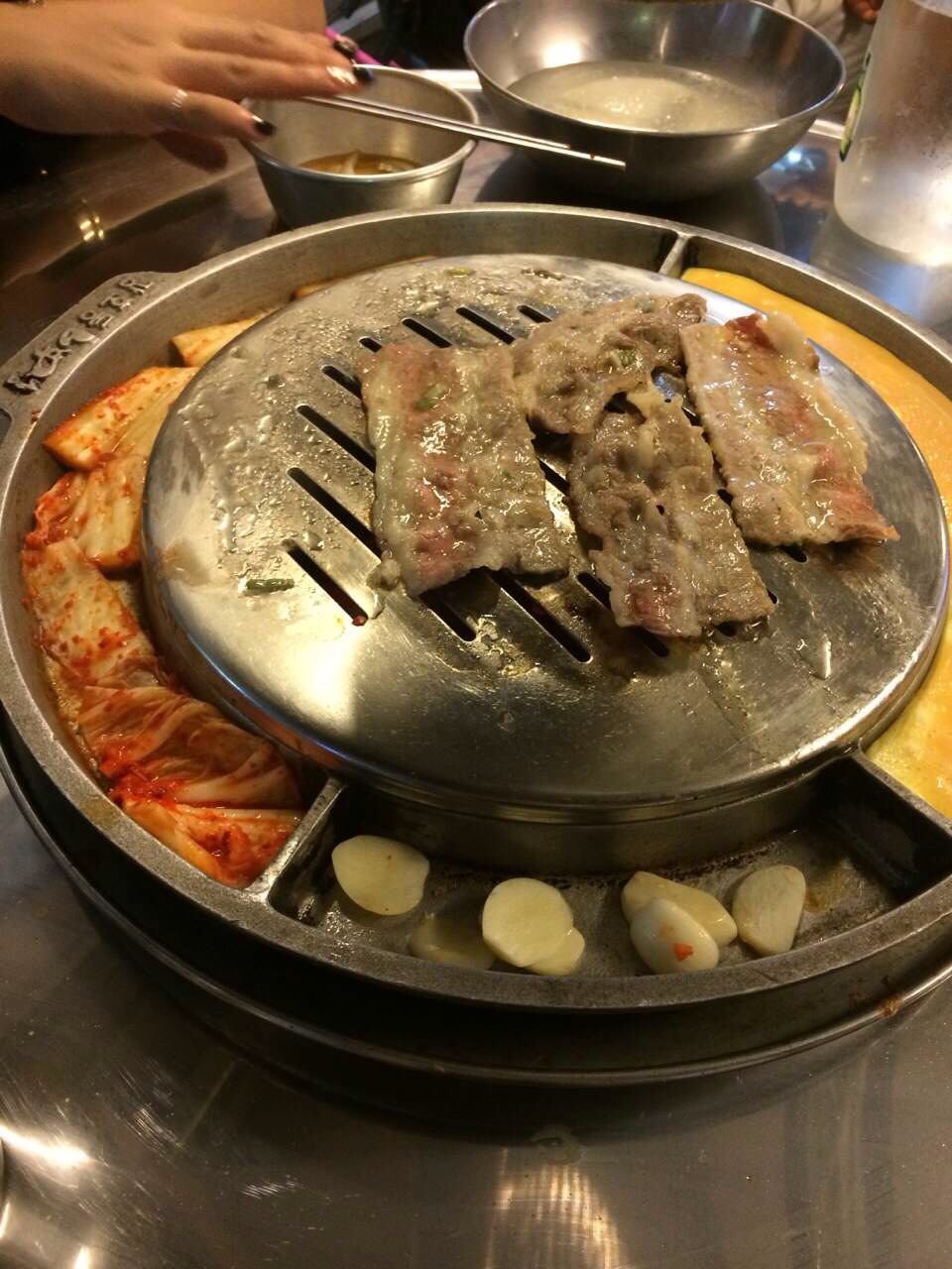 Korean Barbecue House