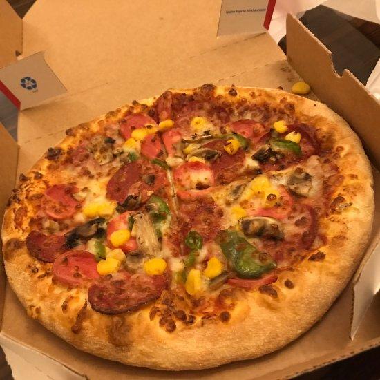 Dominos Pizza Konya Restoran Yorumları Tripadvisor