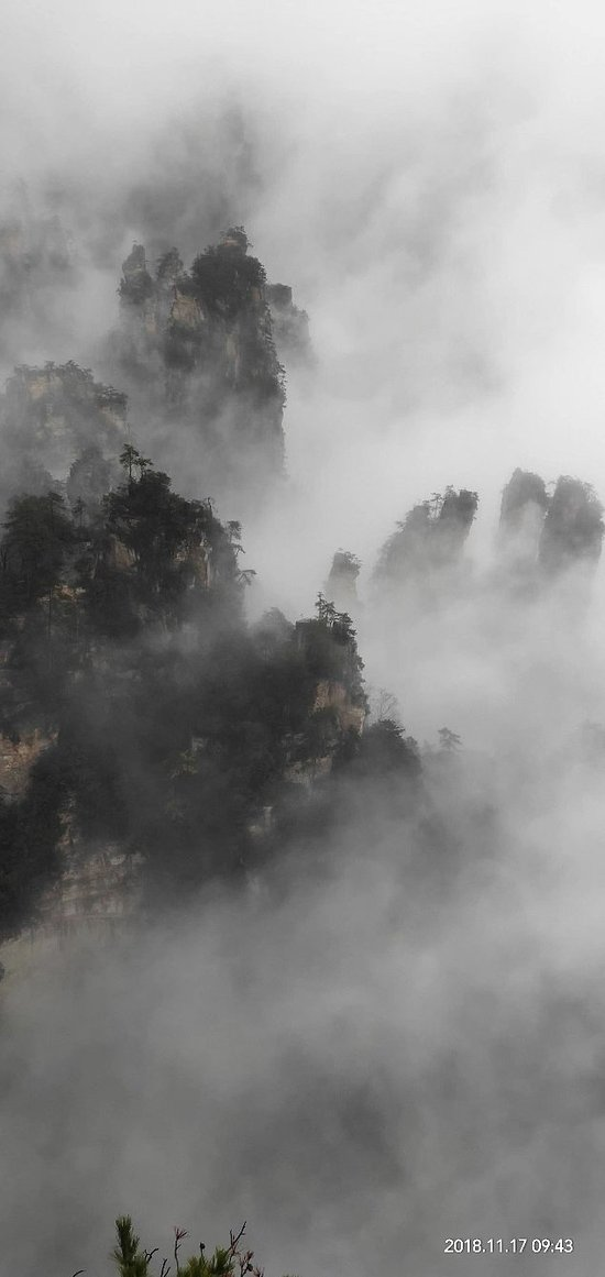天子山景区