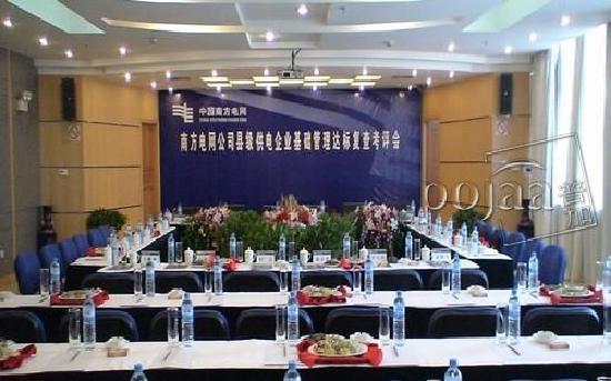 Jin Ding Hotel : 金鼎大酒店会议室