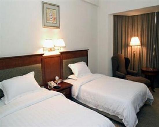 Kinkey Oriental Regent Hotel Shenzhen : 客房