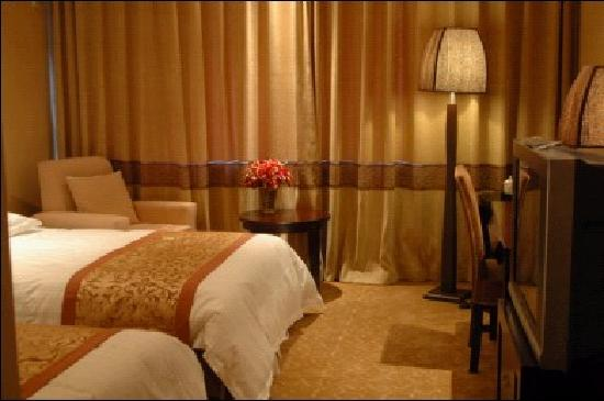 Golden Inn (Beijing Tonghuayuan): 温馨客房