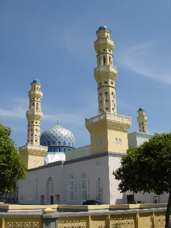 Malezya: Likas清真寺