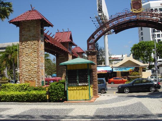 Malasia: 亚庇街道