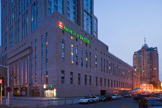 Ibis Harbin Sophia Church Hotel: 酒店夜景