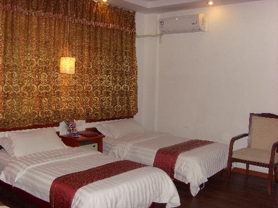 Hengfulai Hotel (Huaguoshan) : HengFuLai Hotel guangzhou china websit: