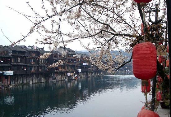 Phoenix Jiangtian Holiday Village : 江天江景