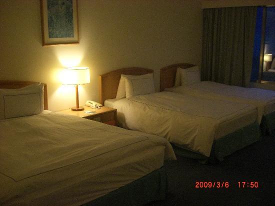 Parkview Hotel: 房間