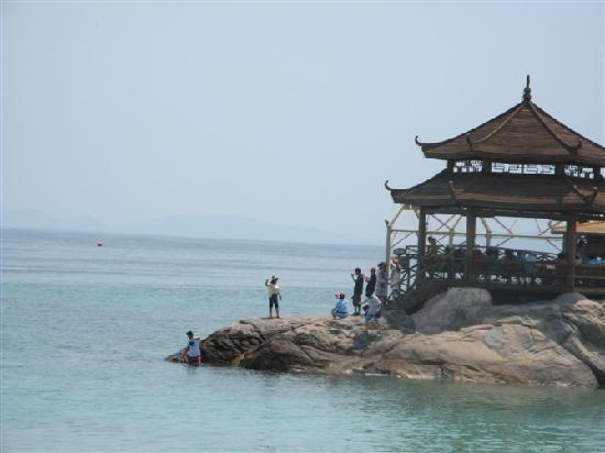 Wuzhizhou Coral Island: 蜈支洲岛