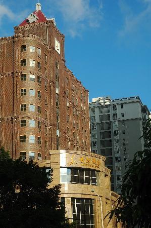 Xiangquan Hotel: 酒店的外观