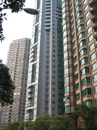 Shanghai LA Residence: 外景