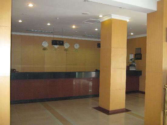 Jiangnan Zaochuan Hotel : 内景2