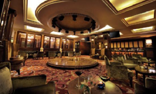 Han's Royal Garden Hotel: Bar