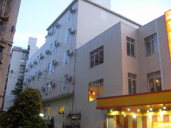 Back Myhome Hotel (Guangzhou Laguna Garden)