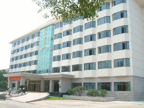 Jin Peng Hotel (Zhujiang Road): 外景