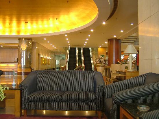 Shuang Men Lou Hotel: 大堂1