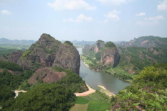 Yingtan China  city photo : Yingtan, China: 鹰潭龙虎山