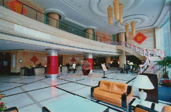 Oriental Hotel : 酒店大堂