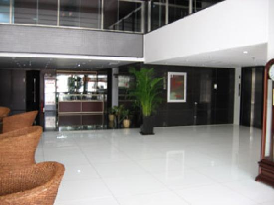 Agricultural Exhibition Center Hotel: 大堂2