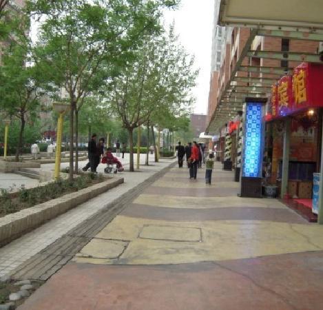 Hepingyuan Hotel: 外景2
