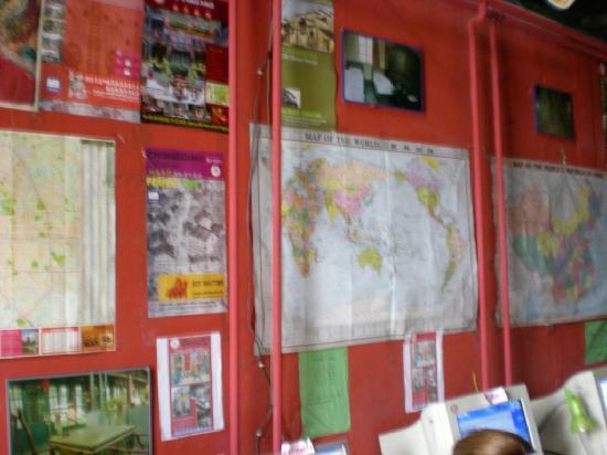 Qianmen Hostel: 大堂1