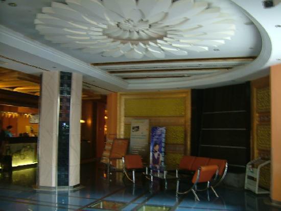Motel 168 (Nanjing Huju South Road): 大堂2