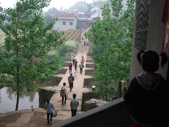 Zizhong County, China: 张家桥