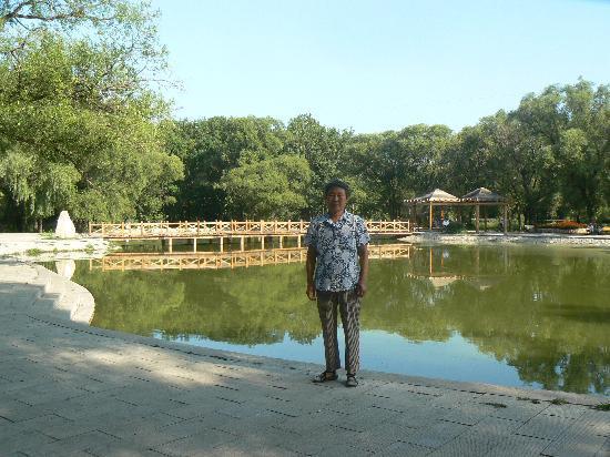 Qinggang County, China: 翠柳湖