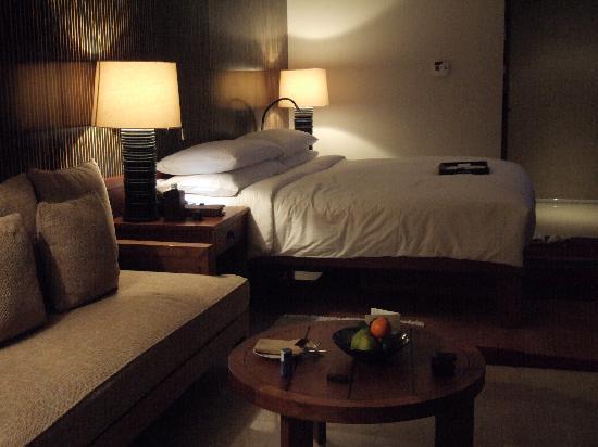 Mandarin Oriental, Sanya: 房间很舒适