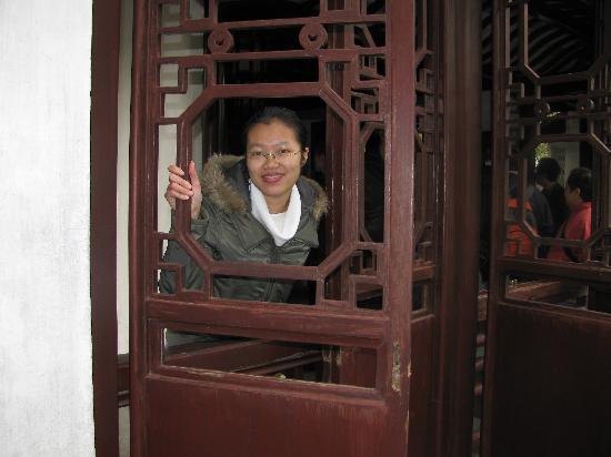 Overseas Chinese Hotel: 窗棂的真诚