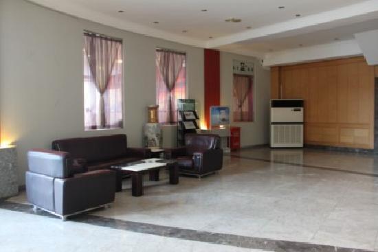 Guang Lan Yuan Hotel: 大堂2