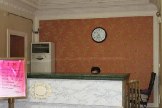 Home Inn Shanghai Chuanhuang Road Chuansha Subway Station: 大堂1