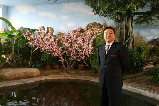 Yuyang Hotel : 酒店植物园3