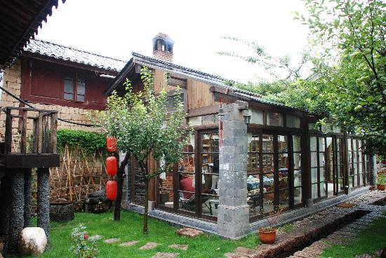 Nimeitu Hostel : 这是书房..
