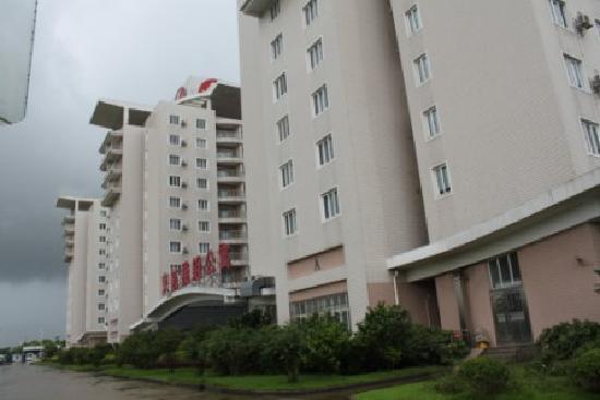 Eastern Aircrew Apartment (Shanghai Pudong) : 外景1