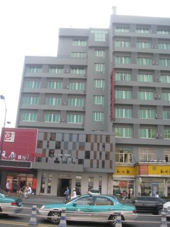 Hanting Express Hangzhou Zhaohui Road Yunhe