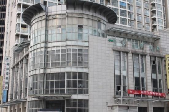GreenTree Inn Shanghai Pudong Tangqiao Express Hotel: 外景1
