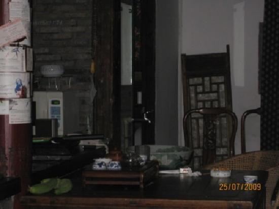 No.62 Hostel : 大堂1