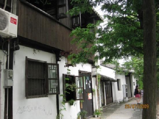 No.62 Hostel : 外景1